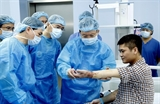 Vietnam successfully performs worlds first limb transplant from live donor