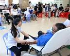 Đảm bảo an toàn cho người tham gia hiến máu