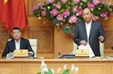 Премьер-министр Нгуен Суан Фук председательтвовал на совещании Национального консультативного совета по валютно-финансовой политике
