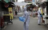 В Южной Корее зафиксированы 334 новых случая заражения коронавирусом