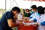 Hàng trăm sinh viên Y khoa Huế tình nguyện lên tuyến đầu góp sức chống dịch COVID-19 