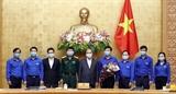 Thủ tướng Nguyễn Xuân Phúc: Huy động mạnh mẽ sự vào cuộc của đoàn viên thanh niên trong phòng chống dịch COVID-19