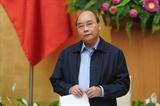 Премьер-министр высоко оценил усилия Народной армии и Народной полиции в борьбе с COVID-19