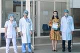 Ba bệnh nhân mắc COVID-19 xuất viện tiếp tục được cách ly tại cơ sở lưu trú