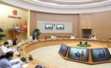 Премьер-министр председательствовал на заседании Постоянного комитета Правительства