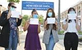 В Хошимине 4 заразившихся короравирусом были выписаны из госпиталя