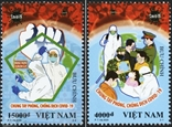 Будет выпущен набор почтовых марок Вместе предотвратим и победим COVID-19