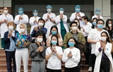 30 bệnh nhân COVID-19 được công bố khỏi bệnh