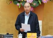 응웬쑤언푹 총리 베트남 내 코로나-19의 전국적인 확산을 선언