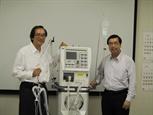 Công ty Metran (Nhật Bản) sẽ sản xuất máy thở cho Việt Nam phòng chống dịch COVID-19