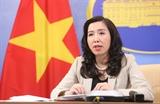 Về việc hỗ trợ giải quyết nhu cầu về nước của người Việt Nam ở nước ngoài