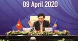 Trao đổi biện pháp phối hợp chung của ASEAN kiểm soát ngăn chặn sự lây lan của dịch bệnh