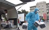 Chung tay tiếp sức cho đội ngũ bác sĩ tuyến đầu chống dịch Covid-19