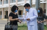 Город Хошимин организовал горячую линию для получения информации о развитии COVID-19