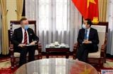 Посол Чехии высоко оценил предпринимаемые правительством Вьетнамом меры по противодействию Сovid-19