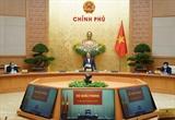 Заседание правительства Вьетнама по сценариям реагирования на эпидемию Covid-19