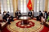 Việt Nam -Séc phối hợp công tác phòng chống dịch COVID-19