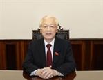 Tổng Bí thư Chủ tịch nước Nguyễn Phú Trọng gửi thư cho đồng bào đồng chí và chiến sĩ cả nước nhân Ngày Toàn dân hiến máu tình nguyện