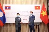 Vietnam apoya a Laos y Camboya en combate contra COVID-19