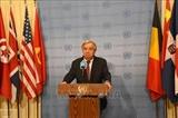 Генсек ООН повторил призыв к прекращению огня во всем мире