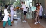 Bệnh nhân thứ 57 mắc COVID-19 xuất viện tại Quảng Nam