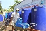 Đưa vào sử dụng điểm cung cấp nước ngọt miễn phí cho nhân dân Bến Tre