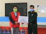 Hội Chữ thập đỏ Hà Nội hỗ trợ phòng chống dịch