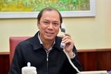 Замминистра иностранных дел Вьетнама провел телефонный разговор с и.о. Замминистра иностранных дел Австралии