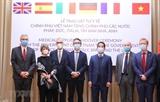 Американская газета высоко оценивает содействие Вьетнама Евросоюзу в борьбе с коронавирусом