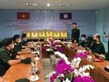 Вьетнам направил экспертов в Лаос для оказания помощи в борьбе с COVID-19
