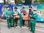 Федерация труда города Ханоя оказывает помощь более чем 50 000 рабочим пострадавшим от Covid-19
