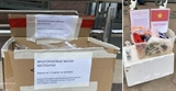 Вьетнамская диаспора в России раздает бесплатные маски местным жителям