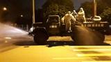 하노이 인근 지역 하로이(Ha Loi)동네 코로나-19 확진자를 발생돼 봉쇄 결정