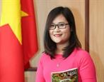 2020 글로벌 교사 50인에 선정된 하아잉프엉(Hà Ánh Phượng) 므엉(Mường)수소민족인 교사