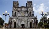 Mằng Lăng-Nhà thờ lưu giữ cuốn sách chữ Quốc ngữ đầu tiên của Việt Nam