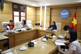 Hội nghị đặc biệt trực tuyến lãnh đạo các tổ chức hữu nghị nhân dân ASEAN-Trung Quốc