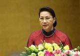 Bài phát biểu của Chủ tịch Quốc hội Nguyễn Thị Kim Ngân khai mạc Kỳ họp thứ 9 Quốc hội Khóa XIV