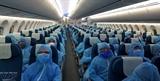 340 вьетнамских граждан привезены из Индии домой
