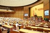 Parlamento de Vietnam analiza hoy la elaboración de leyes y ordenanzas