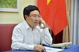 Việt Nam - Ireland tăng cường hợp tác song phương và phối hợp trên các diễn đàn đa phương