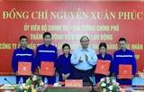 Премьер-министр посетил шахтеров в провинции Куангнинь