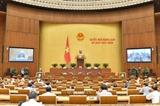 Lamendement de la loi sur lorganisation de lAssemblée nationale en débat