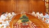 Tổng Bí thư Chủ tịch nước Nguyễn Phú Trọng chủ trì họp Thường trực Ban Chỉ đạo Trung ương về phòng chống tham nhũng 