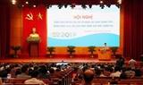 꽝닌성 2020 PCI 개선방안 논의