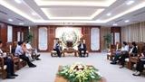 UNICEF tại Việt Nam sẵn sàng hỗ trợ tỉnh Cà Mau giải quyết khó khăn do ảnh hưởng thiên tai dịch bệnh