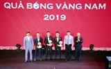 Đỗ Hùng Dũng và Huỳnh Như giành giải thưởng Quả bóng vàng Việt Nam 2019