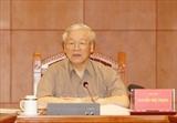 អគ្គលេខាបក្សនិងជាប្រធានរដ្ឋ លោក Nguyen Phu Trong៖ បន្តជំរុញការងារបង្ការនិងប្រឆាំងអំពើពុករលួយ