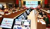 Quân y các nước ASEAN diễn tập trực tuyến cơ chế phòng chống dịch COVID-19