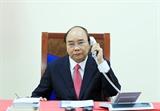 Vietnam-Singapour : les Premiers ministres sentretiennent par téléphone