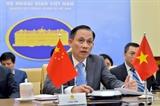Hội nghị trực tuyến giữa hai Tổng Thư ký Ủy ban Chỉ đạo hợp tác song phương Việt Nam -Trung Quốc